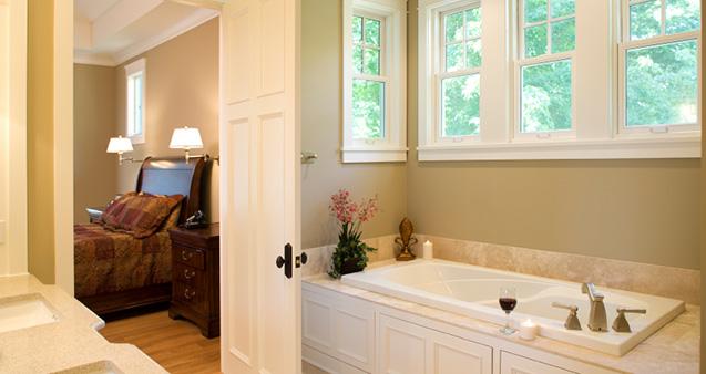 Master Bedroom Suite 8