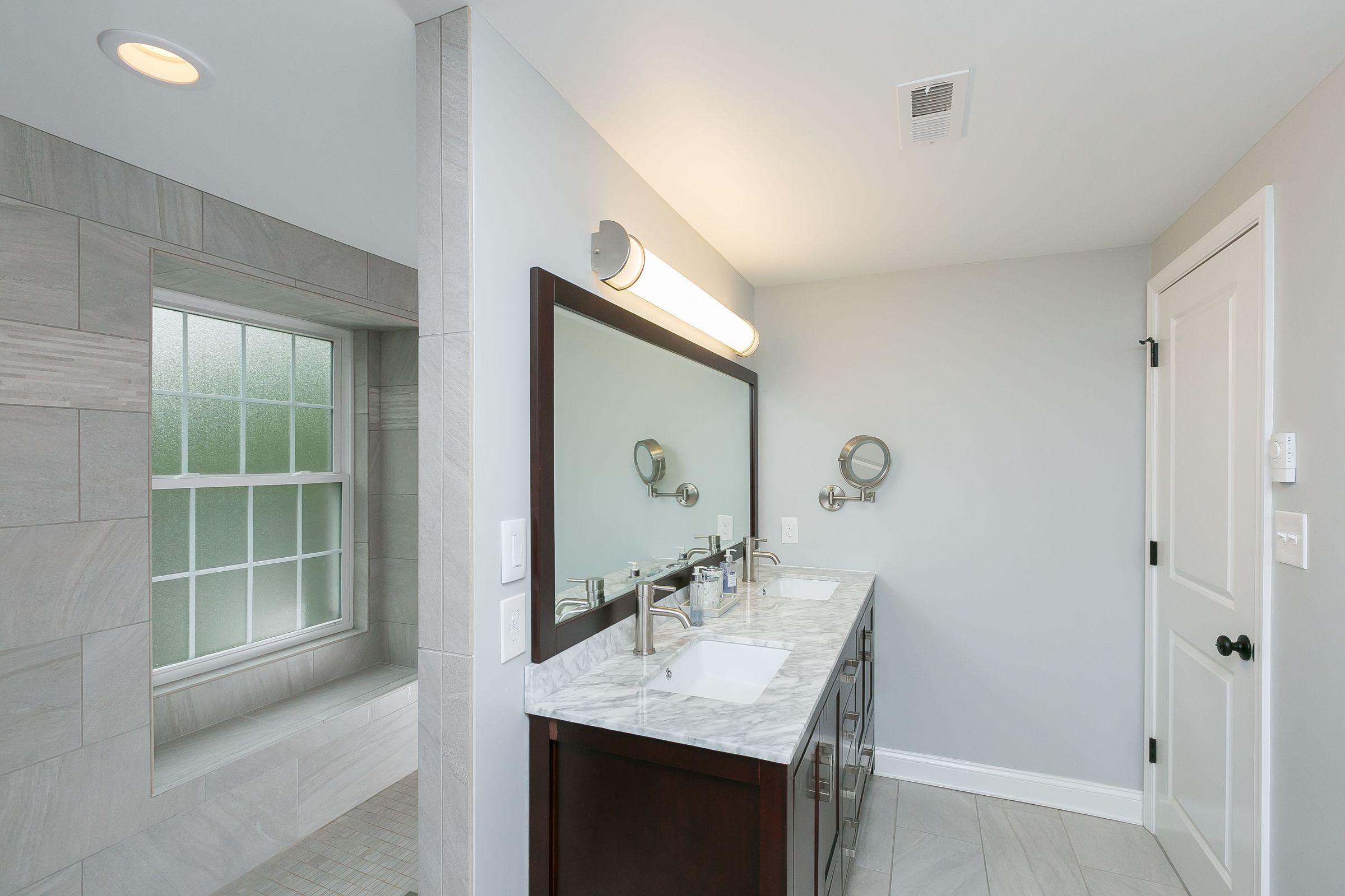 Maryland Bathroom Remodeling Interiors Design