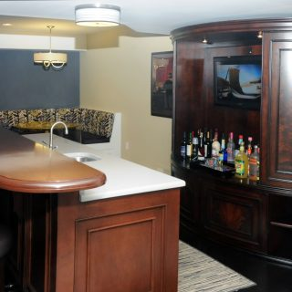 Carroll County Basement Remodeling – Eldersburg, MD – 21784