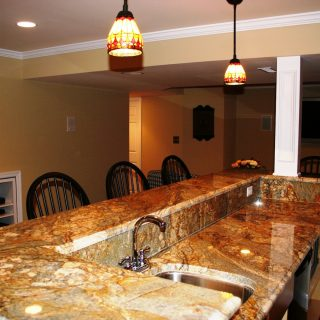 Carroll County Basement Remodeling – Finksburg, MD – 21048