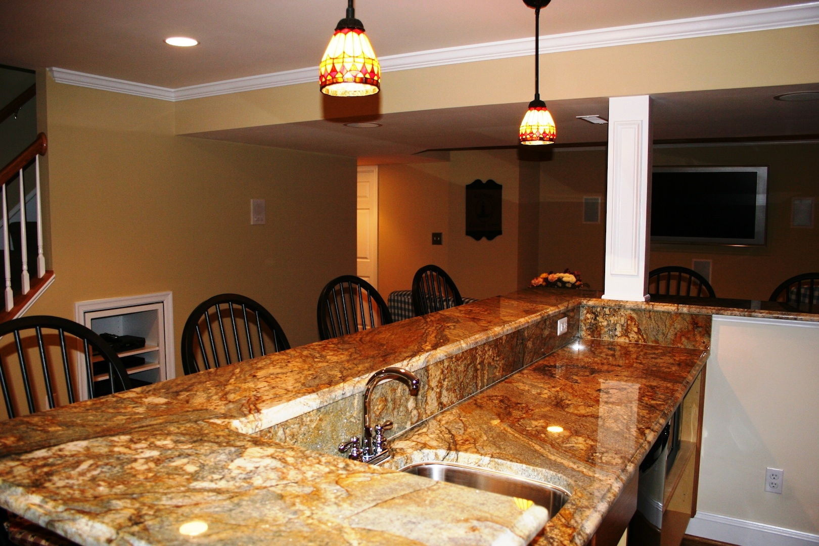 Basement Remodeling Pictures basement remodeling in baltimore | washington dc home renovations