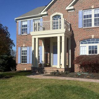 Carroll County Porch Addition – Eldersburg, MD – 21784