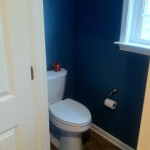 Powder Room in New Addition