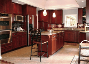 maryland upscale kitchen remodel
