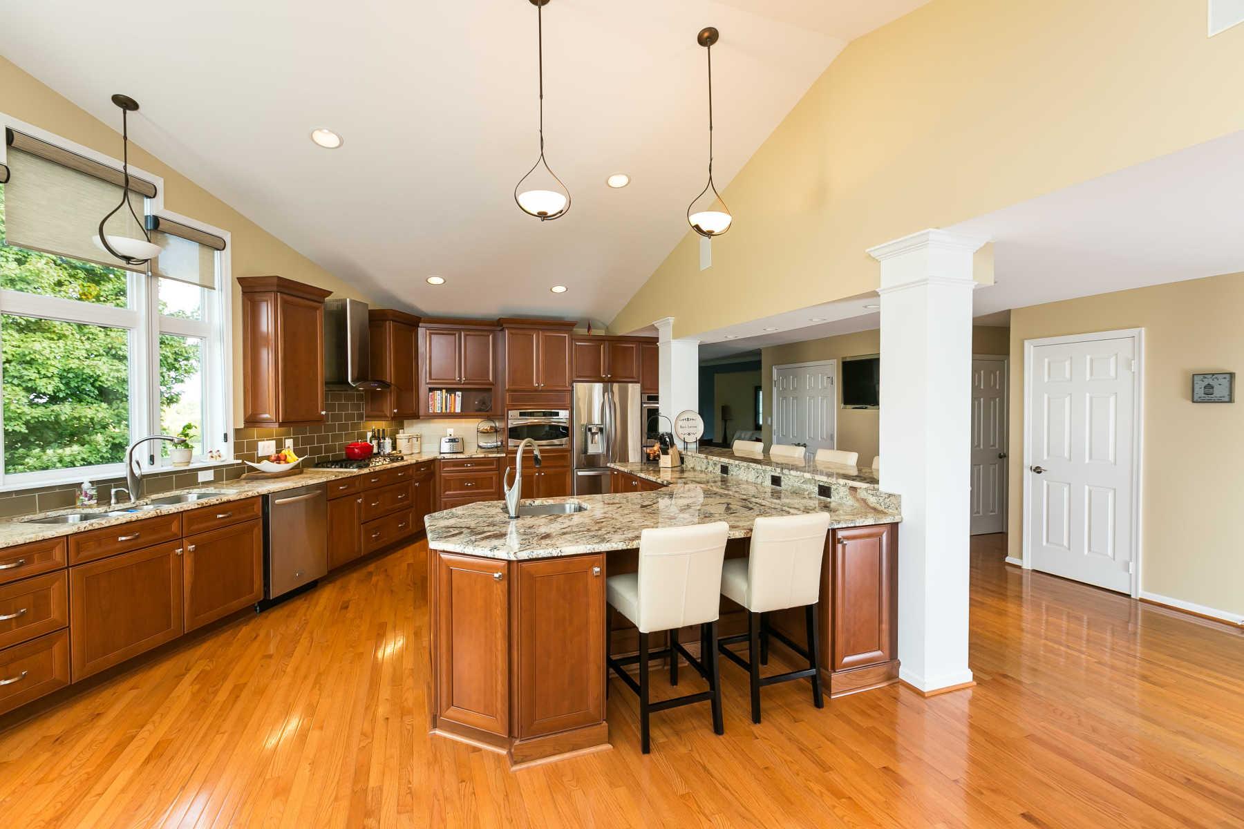Kitchen Gallery Eldersburg Md Design Build Remodeling Group Of Maryland
